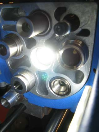 LED Light for Dillon 650 and 750